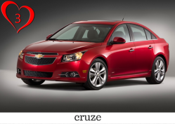 """Baby you a song, you make me wanna roll my windows down and Cruze."""