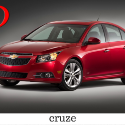 """""""Baby you a song, you make me wanna roll my windows down and Cruze."""""""