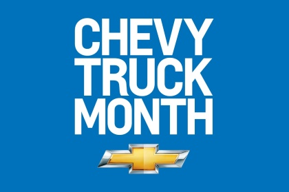 Chevy Truck Month