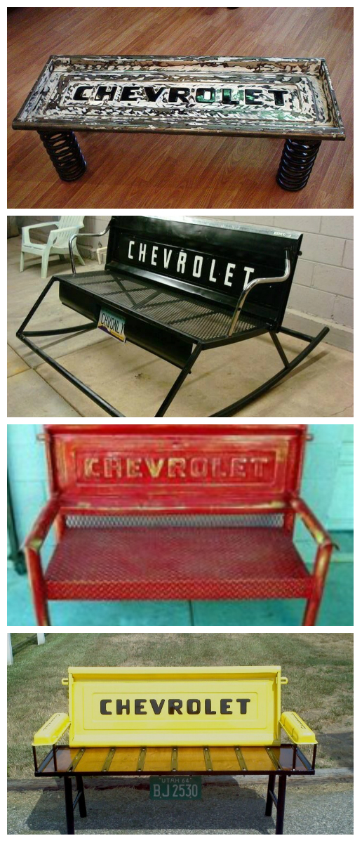 Take a seat! Which one's your favorite?