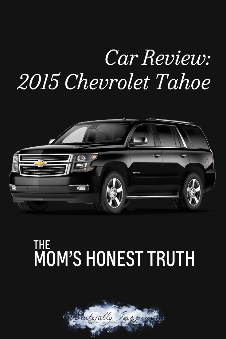 2015 Tahoe Review