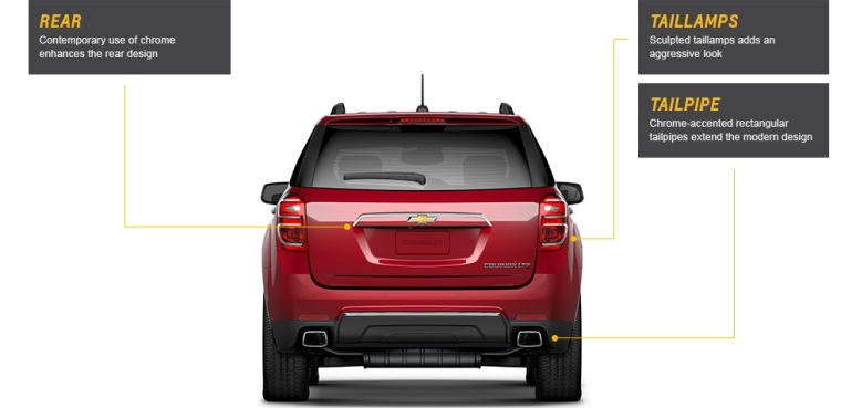 2016-Chevrolet-Equinox-suv-updates-Rear