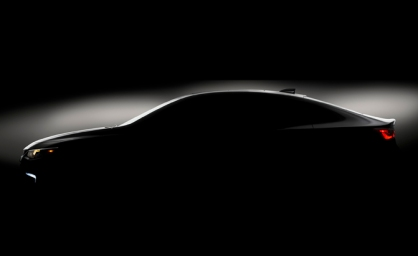 2016 Chevrolet Malibu Teaser Photo
