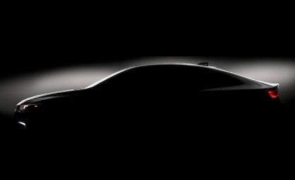 2016 Chevrolet Malibu Teaser Photo