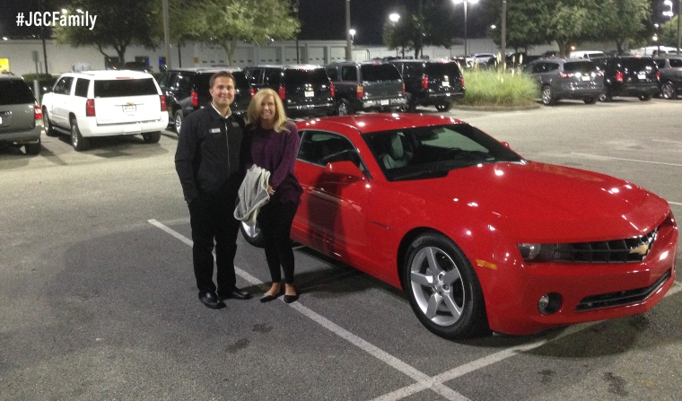 012116 - AL - 2013 Chevrolet Camaro - Jeff Gordon Chevy PreOwned - Wilmington NC - 267476