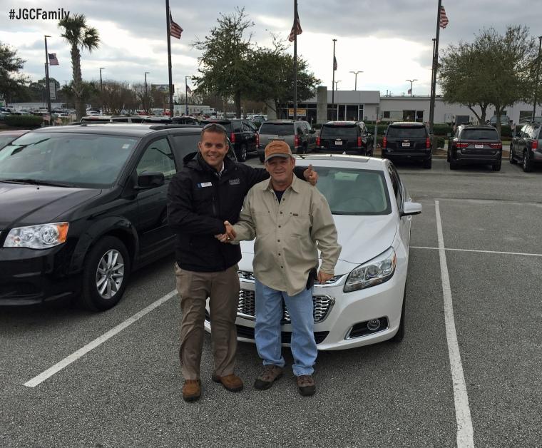 020516 - CW - Certified Used 2015 Chevy Malibu - Jeff Gordon Chevrolet PreOwned - Rhode Island - Wilmington NC - 267371