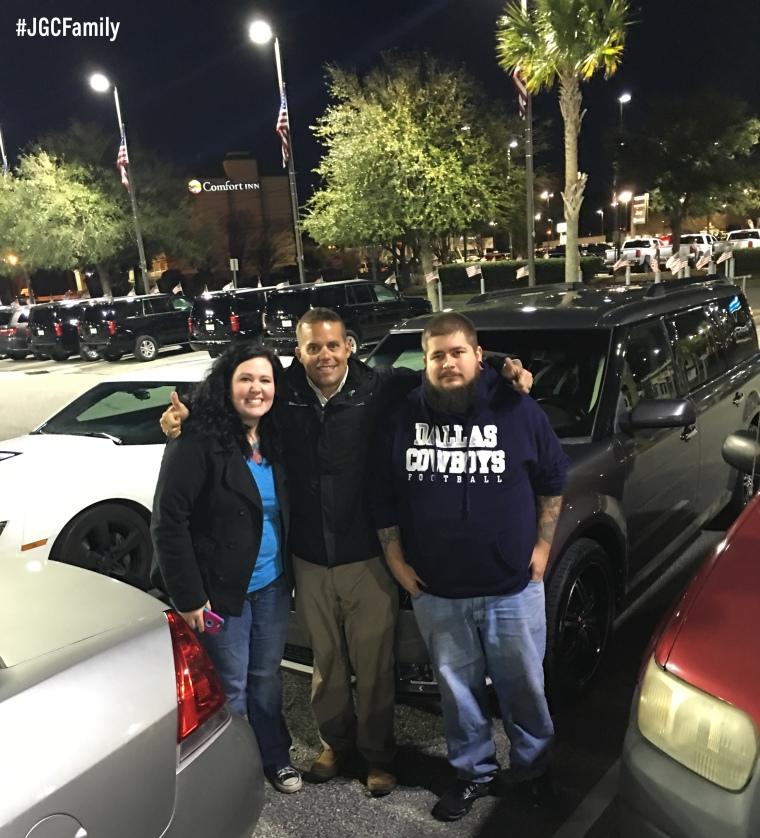 020816 - CW - 2010 Ford Flex - Ford Escape - Jeff Gordon Chevrolet PreOwned - Wilmington NC - 268336
