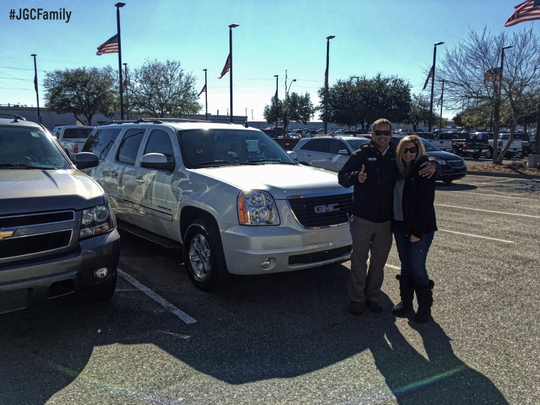 021316 - CW - 2014 GMC Yukon XL - 04 Suburban - Jeff Gordon Chevrolet PreOwned - Wilmington NC - 268611