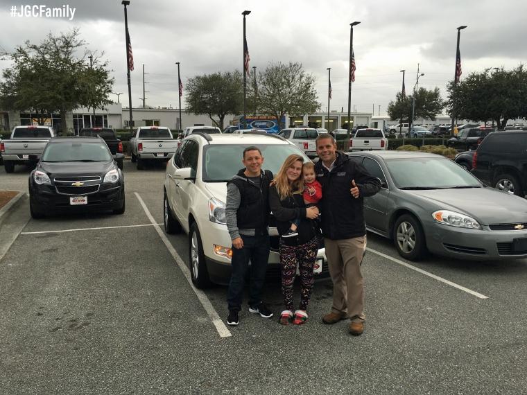 021516 - CW - 2012 Chevrolet Traverse - 2007 Nissan Versa - Jeff Gordon Chevrolet PreOwned - Wilmington NC -