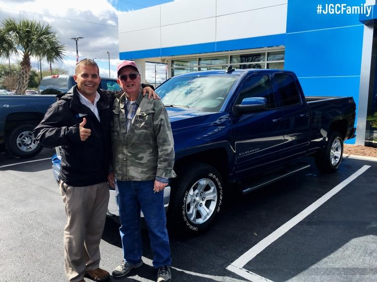 021616 - CW - 2015 Chevrolet Silverado 1500 - Jeff Gordon Chevrolet - Wilmington NC - 133444