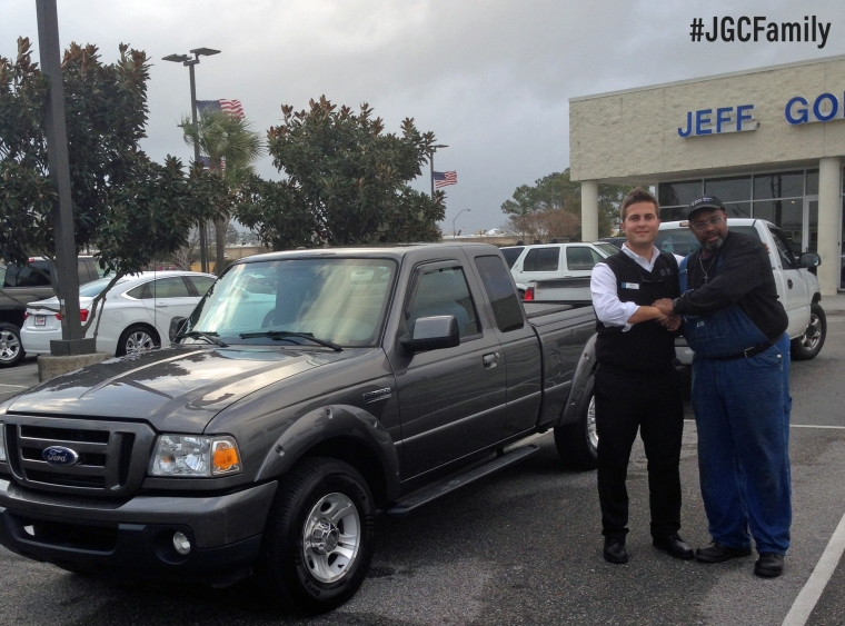 022416 - AL - 2011 Ford Ranger - Jeff Gordon Chevrolet PreOwned - Wilmington NC - 269171