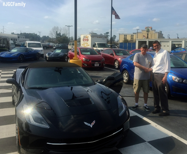 031016 - JC - 2016 Corvette Stingray - Jeff Gordon Chevrolet - Wilmington NC -