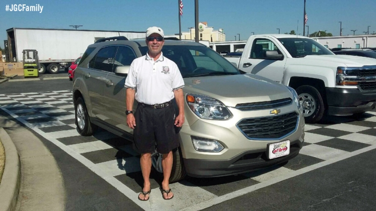 031616 - BK - 2016 Chevrolet Equinox Lease - Jeff Gordon Chevrolet - Wilmington NC - 210490