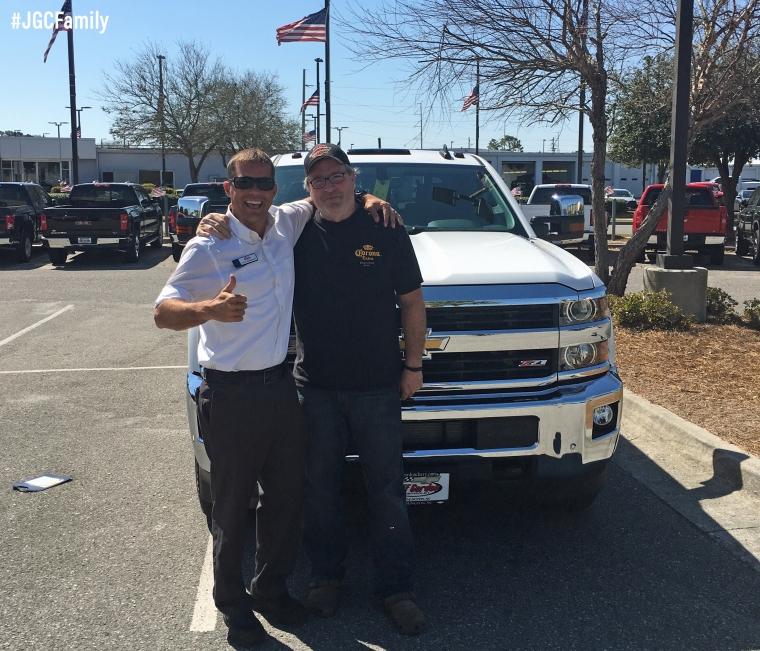 032316 - 2016 Chevrolet Silverado 2500HD Duramax Diesel - 2015 GMC Sierra 2500 - Ohio - Wilmington NC - 270923