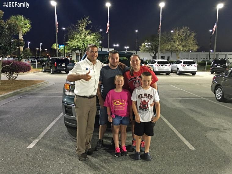 032816 - CW - 2014 GMC Sierra 1500 Crew Cab - 2013 Chevrolet Impala - Jeff Gordon Chevrolet PreOwned - Mount Olive - Wilmington NC - 271255