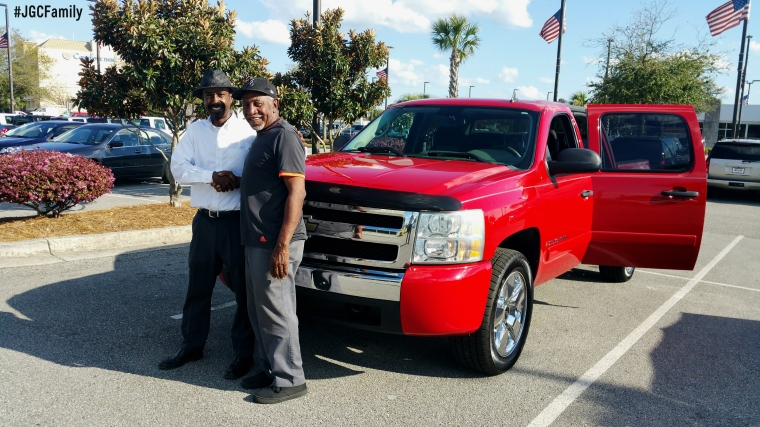 032816 - SS - 2008 Chevrolet Silverado Crew Cab - Jeff Gordon Chevrolet PreOwned - Wilmington NC - 202219