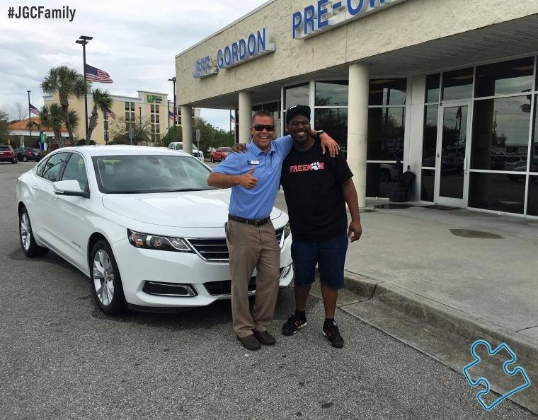 040116 - CW - GM Certified 2015 Chevrolet Impala - Jeff Gordon Chevrolet PreOwned - Wilmington NC - 271473