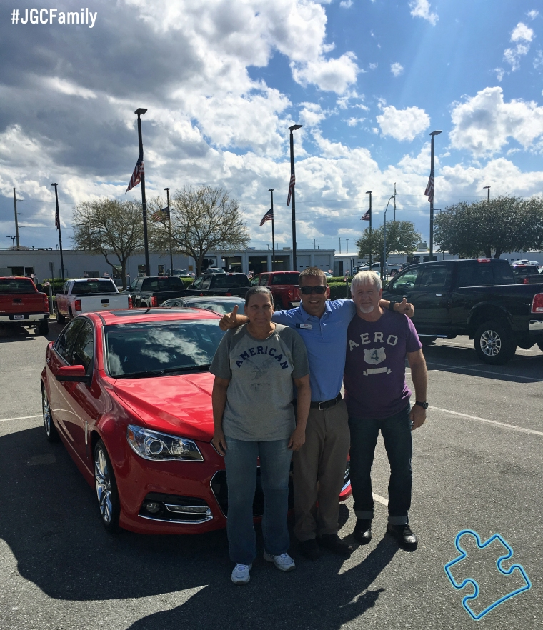 040816 - CW - 2014 Chevy SS - 2012 Cruze - Jeff Gordon Chevrolet PreOwned - WIlmington NC - Whiteville NC - 271863
