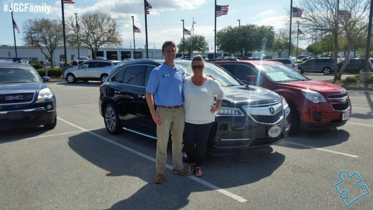 041316 - TM - 2014 Acura MDX - GMC Acadia - Jeff Gordon Chevrolet PreOwned - Wilmington NC - Raleigh NC - 271956