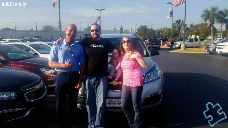 041616 - RS - 2016 Chevrolet Traverse - Jeff Gordon Chevrolet - Wilmington NC - Holly Ridge NC - 272316