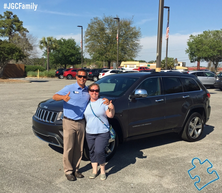 041916 - CW - 2015 Jeep Grand Cherokee - 2013 Chevrolet Malibu - Jeff Gordon Chevrolet PreOwned - Wilmington NC - Hampstead NC - 214567