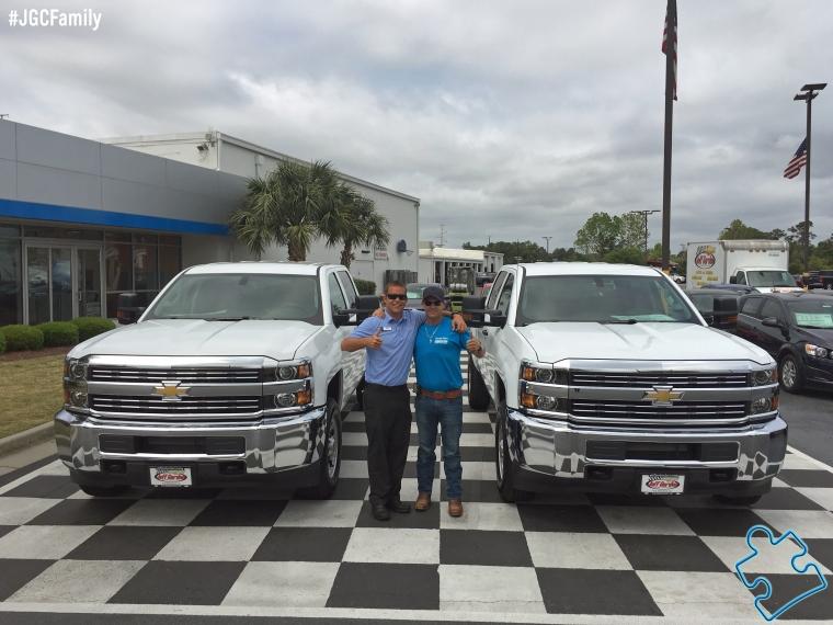042116 - CW - 2016 Chevrolet Silverado 2500HD - Work Trucks - Jeff Gordon Chevrolet - Wilmington NC - 232097