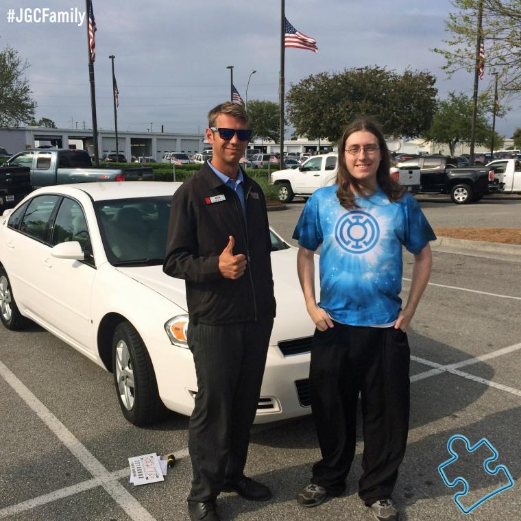 042216 - AB -  2006 Chevrolet Impala - Jeff Gordon Chevrolet PreOwned - Wilmington NC - Castle Hayne NC - 272309