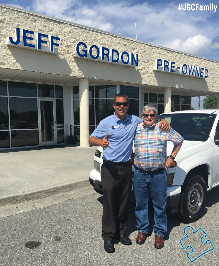 042716 - CW - 2009 Chevrolet Colorado - Jeff Gordon Chevrolet PreOwned - Wilmington NC - Fayetteville NC - 263717