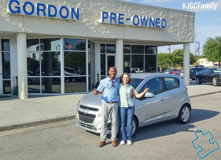 042716 - SM - Certified 2014 Chevrolet Spark - Jeff Gordon Chevy PreOwned - Wilmington Leland NC - 272379