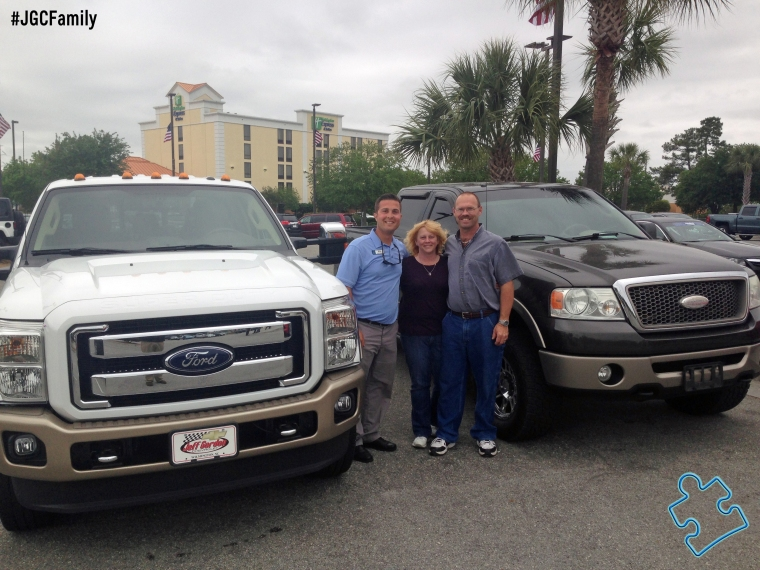 043016 - AL - 2014 Ford F-250 King Ranch Edition - 2006 Ford F-150 - Jeff Gordon Chevrolet PreOwned - Wilmington NC - Atkinson NC