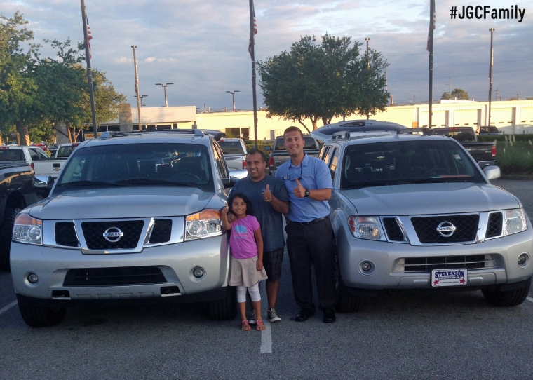 052316 - AL - 2014 Nissan Armada - 2012 Nissan Pathfinder - Jeff Gordon Chevrolet PreOwned - Wilmington NC - 274039