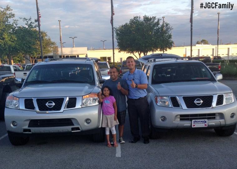 052316 - AL - 2014 Nissan Armada - 2012 Nissan Pathfinder - Jeff Gordon Chevrolet PreOwned - Wilmington NC - 274039
