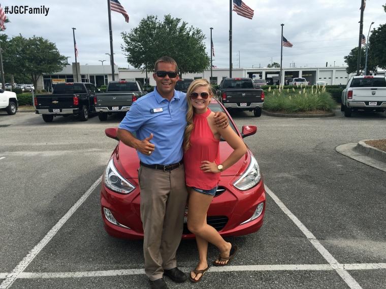 052816 - CW - 2014 Hyundai Accent - Jeff Gordon Chevrolet PreOwned - Southport NC - Wilmington NC - 274445