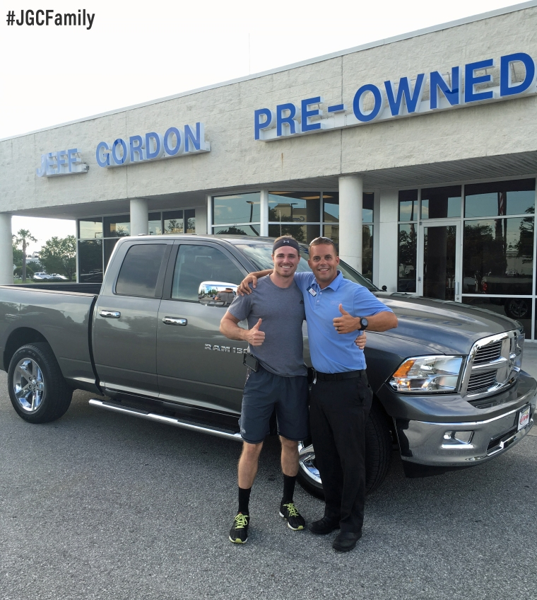 060116 - CW - 2012 RAM 1500 - Jeep Wrangler - Jeff Gordon Chevrolet PreOwned - Used Trucks - Wilmington NC - 274613
