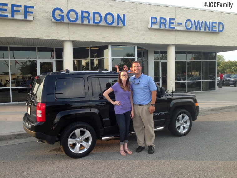 060416 - AL - Used 2012 Jeep Patriot - Jeff Gordon Chevrolet PreOwned - Wilmington NC - Carolina Beach NC - 274796