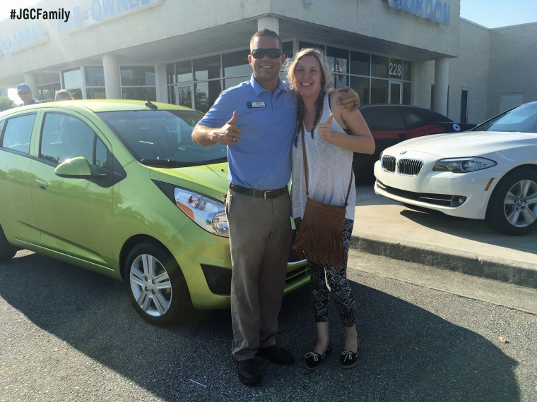 060416 - CW - 2013 Chevrolet Spark - Lime - Jeff Gordon Chevrolet PreOwned - Wilmington NC - 274861
