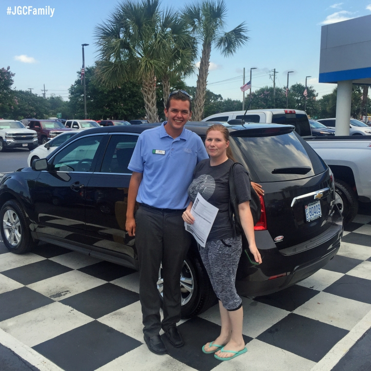 061116 - JC - 2016 Chevrolet Equinox - Crossover SUV - Jeff Gordon Chevy - Wilmington NC - 275274