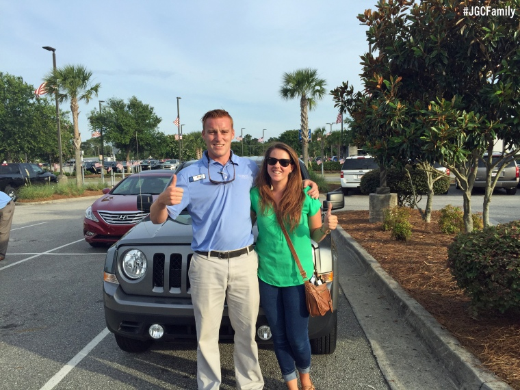 062116 - JM -  2014 Jeep Patriot - Wrangler - Jeff Gordon Chevrolet PreOwned - Wilmington NC - 275738