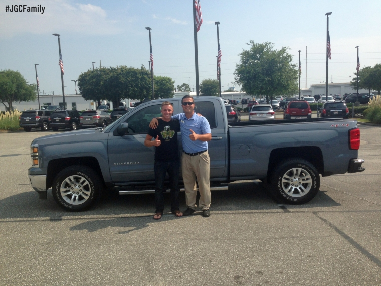 062416 - AL - Certified PreOwned 2015 Chevrolet Silverado - Jeff Gordon Chevy Used Trucks - USMC - Wilmington NC - 275837