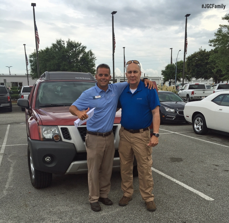 062816 - CW - Used 2014 Nissan Xterra SUV - Jeff Gordon Chevrolet PreOwned - Loris SC - Wilmington NC - 276152