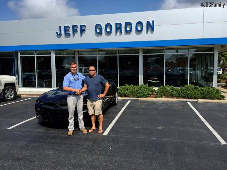 070216 - JM - 2016 Chevrolet Camaro 2SS Convertible - 2015 Silverado - Jeff Gordon Chevrolet - Oak Island NC -  Wilmington NC - 269050