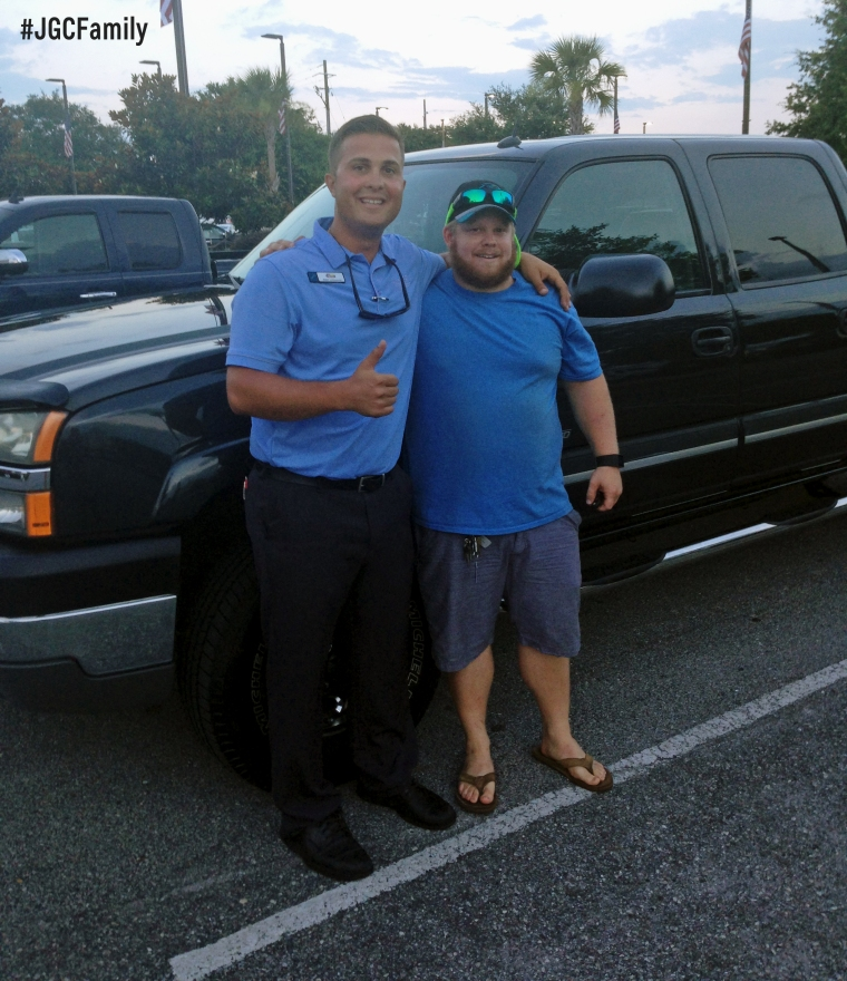 070716 - AL WE - 2004 Silverado 2500 Duramax - Jeff Gordon Chevy PreOwned Trucks - Wilmington NC - 53494