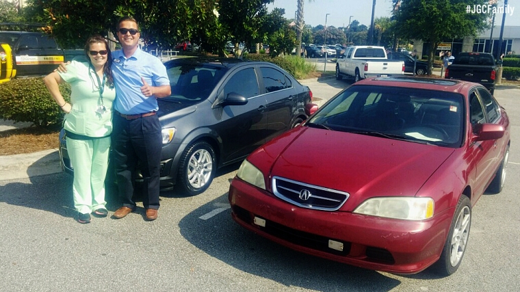 072216 - AL - 2012 Chevrolet Sonic Sedan - 1999 Acura - Jeff Gordon Chevy PreOwned cars - Bolivia NC - Wilmington NC - 277485