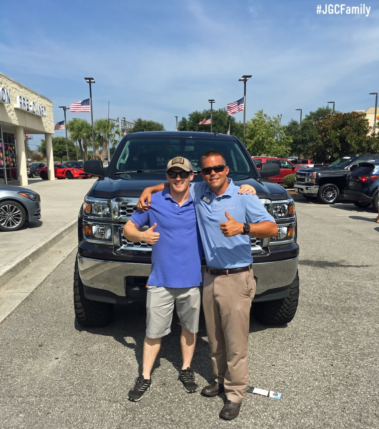 073016 - CW - Lifted 2014 Chevy Silverado 1500 - 2015 Subaru BRZ - USMC - Jeff Gordon Chevy PreOwned Trucks - Wilmington NC - 278021