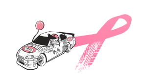 3RD Pink Bow Tie Logo