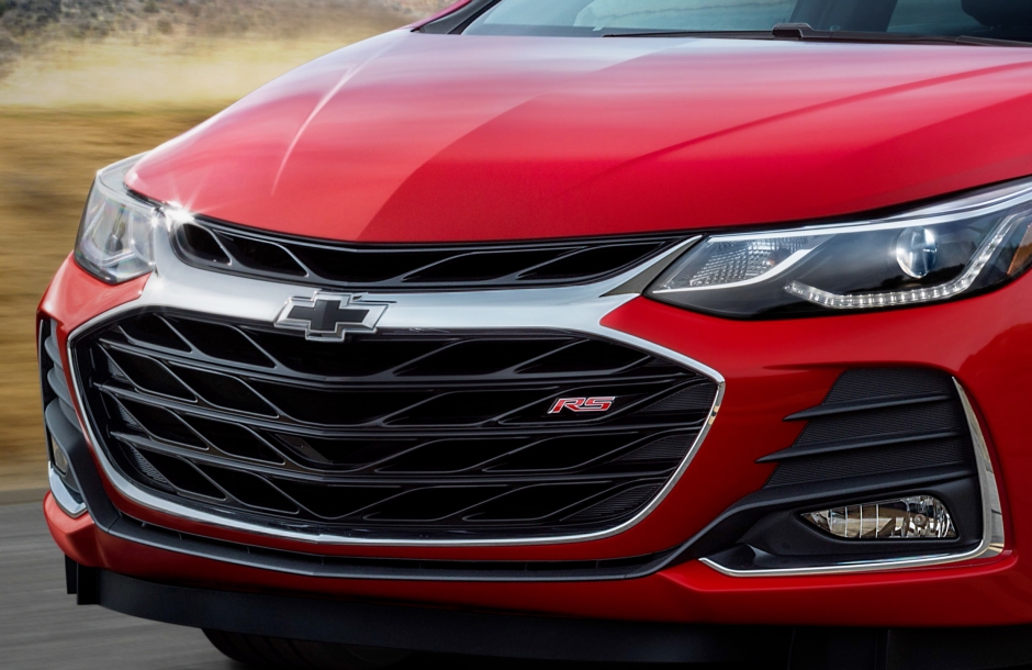 Chevy Cars Get A New Face for 2019 – Jeff Gordon Chevrolet Blog