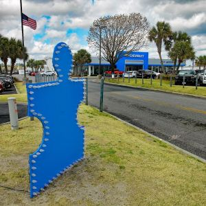 Autism Awareness Fundraising Campaign - Jeff Gordon Chevrolet - Wilmington NC 2