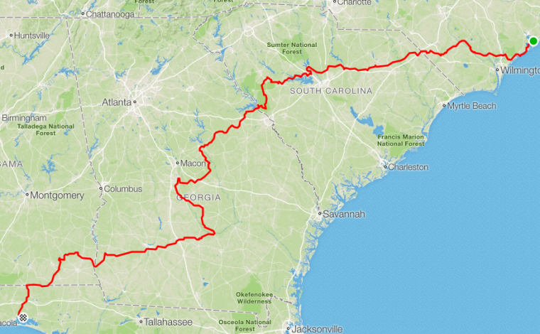 EOD Memorial Ride Route.png