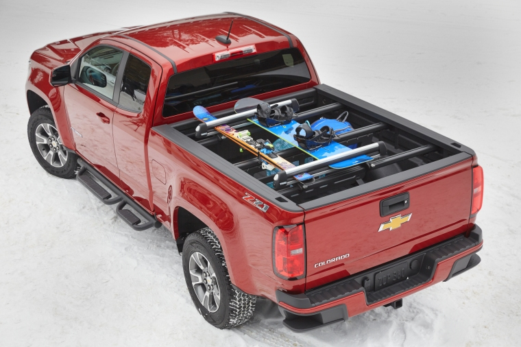 Chevrolet Colorado Winter Sports Snowboard Skiing Accessories - GearOn