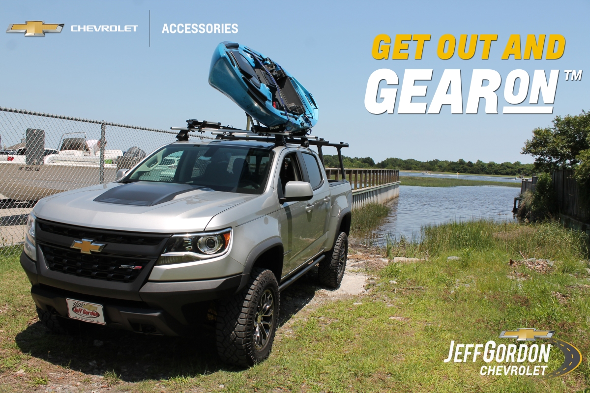 Testing Out a Colorado ZR2 with GearOn™ Accessories – Jeff ...